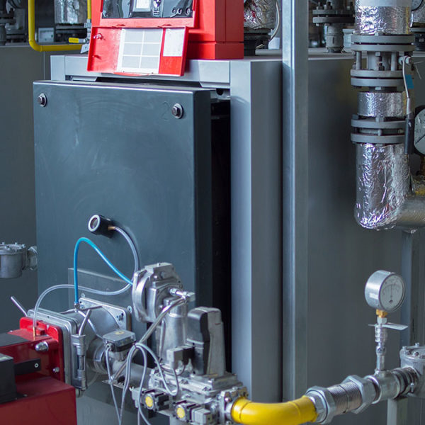 Combustion Heating Systems Installation Commissioning