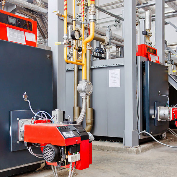 Combustion Heating Systems Upgrades Refurbishment